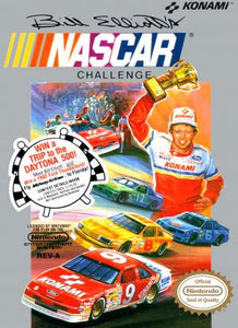 Bill Elliott's NASCAR Challenge - NES (Pre-owned)