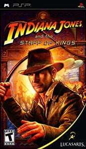 Indiana Jones and the Staff of Kings - PSP (Pre-owned)