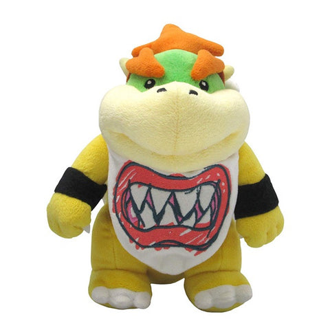 "BOWSER JR MARIO ALL STAR COL 9"" PLUSH TOY [LITTLE"