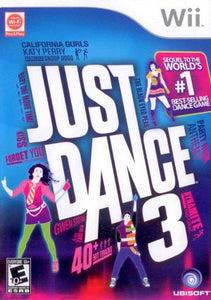 Just Dance 3 - Wii (Pre-owned)