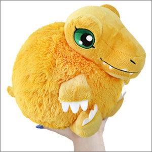 Mini Squishable Digimon Agumon