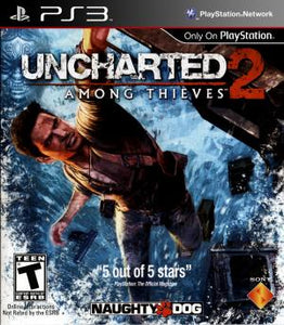 Uncharted 2: Among Thieves - PS3 (Pre-owned)