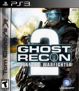 Ghost Recon Advanced Warfighter 2 - PS3 (Pre-owned)