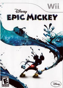 Disney Epic Mickey - Wii (Pre-owned)