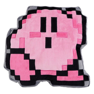 "8BIT KIRBY KIRBY OF THE STARS 12"" PILLOW [LITTLEBU"