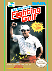 Lee Trevino's Fighting Golf - NES (Pre-owned)