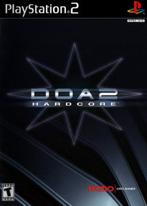 DOA2: Hardcore - PS2 (Pre-owned)