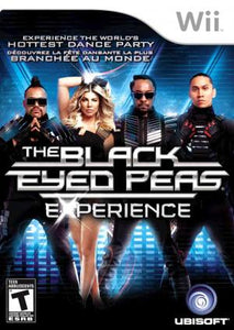 Black Eyed Peas Experience - Wii (Pre-owned)
