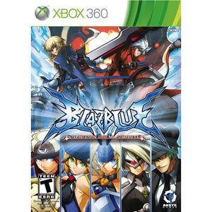 BlazBlue: Continuum Shift - Xbox 360 (Pre-owned)