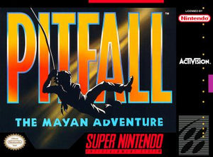 Pitfall Mayan Adventure - SNES (Pre-owned)