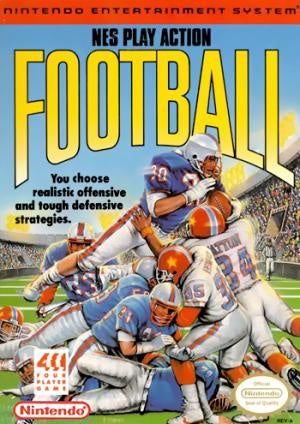 Play Action Football - NES (Pre-owned)