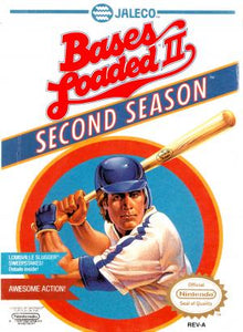 Bases Loaded 2 Second Season - NES (Pre-owned)
