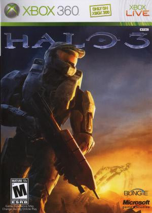 Halo 3 - Xbox 360 (Pre-owned)