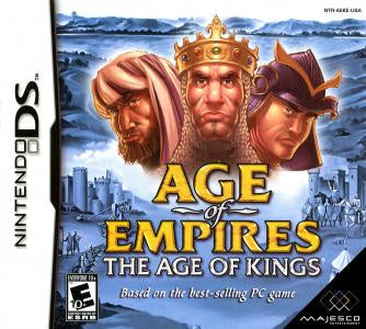 Age of Empires The Age of Kings - DS (Pre-owned)