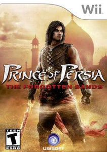Prince of Persia: The Forgotten Sands - Wii (Pre-owned)
