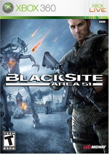 Blacksite Area 51 - Xbox 360 (Pre-owned)