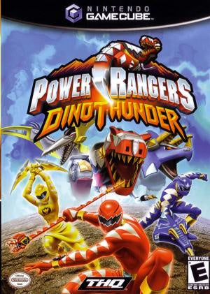 Power Rangers Dino Thunder - Gamecube (Pre-owned)