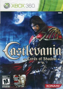 Castlevania: Lords of Shadow - Xbox 360 (Pre-owned)