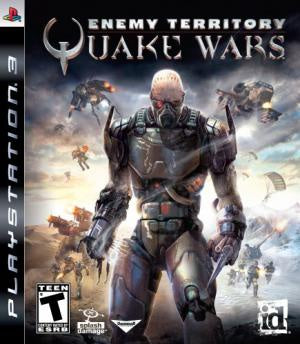 Enemy Territory Quake Wars - PS3 (Pre-owned)