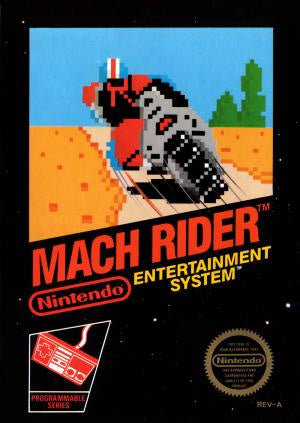 Mach Rider - NES (Pre-owned)