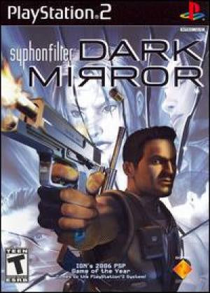 Syphon Filter Dark Mirror - PS2 (Pre-owned)
