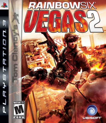 Rainbow Six Vegas 2 - PS3 (Pre-owned)