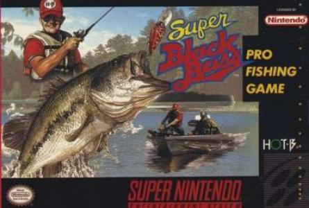 Super Black Bass - SNES (Pre-owned)