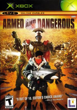 Armed and Dangerous - Xbox (Pre-owned)