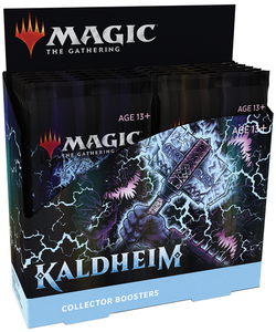 MTG Kaldheim Collector Booster Box
