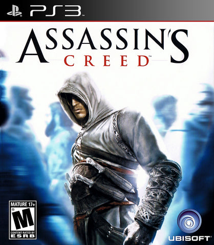 Assassin's Creed - PS3 (Pre-owned)