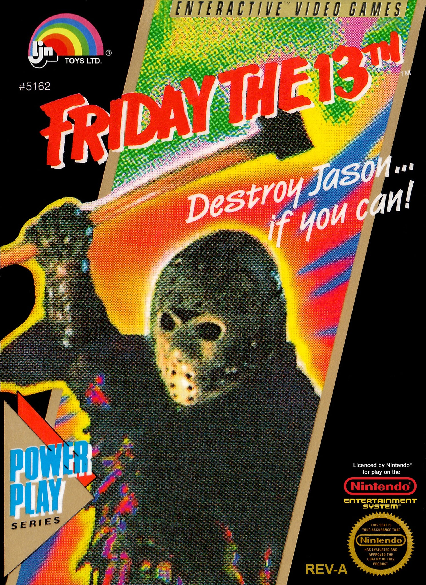 Friday the 13th - NES (Pre-owned)