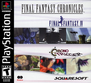 (BL) Final Fantasy Chronicles - PS1 (Pre-owned)