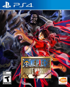 One Piece: Pirate Warriors 4 - PS4
