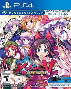 Touhou Kobuto V: Burst Battle - PS4 (Pre-owned)