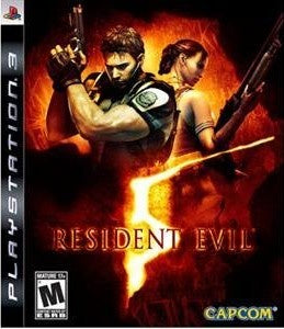 Resident Evil 5 - PS3 (Pre-owned)
