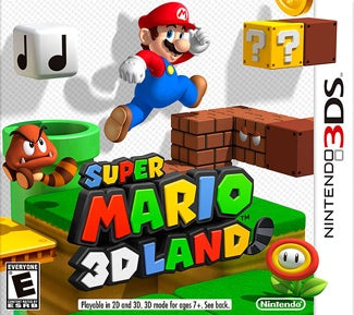 Super Mario 3D Land - 3DS (Pre-owned)