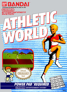 Athletic World - NES (Pre-owned)