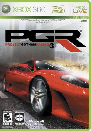 Project Gotham Racing 3 - Xbox 360 (Pre-owned)