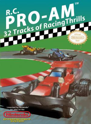R.C. Pro-AM - NES (Pre-owned)