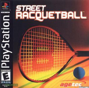 Street Racquetball - PS1 (Pre-owned)