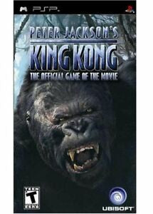 Peter Jackson's King Kong - PSP (Pre-owned)