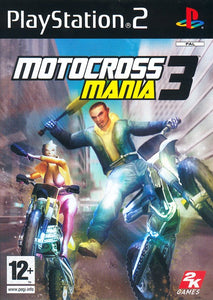 Motocross Mania 3 - PS2 (Pre-owned)