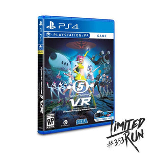 Space Channel 5 VR: Kinda Funky News Flash! (Limited Run Games) - PS4