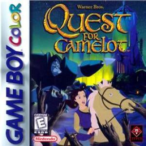 Quest for Camelot - GBC (Pre-owned)
