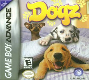 Dogz - GBA (Pre-owned)