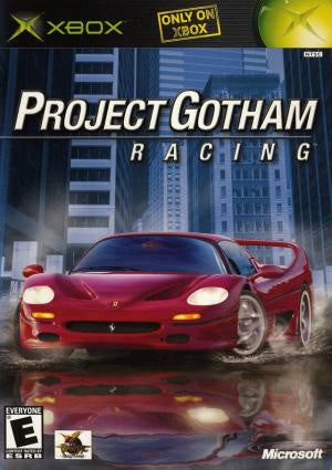 Project Gotham Racing - Xbox (Pre-owned)