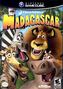Madagascar - Gamecube (Pre-owned)