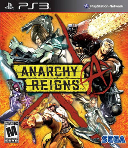 Anarchy Reigns - PS3 (Pre-owned)