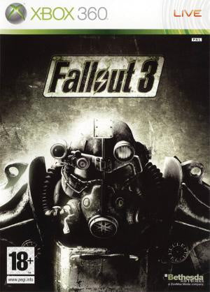 Fallout 3 - Xbox 360 (Pre-owned)