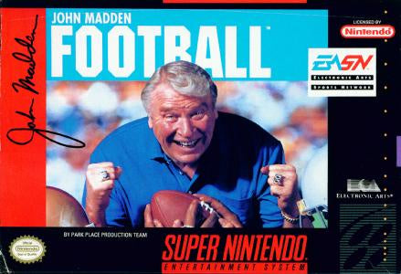 John Madden Football - SNES (Pre-owned)
